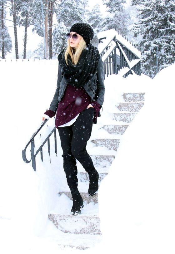 snowleatherpurple