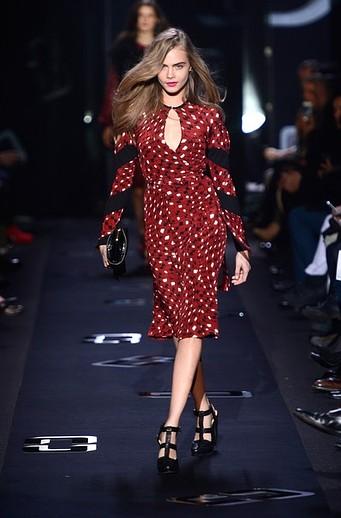 Diane Von Furstenberg - Runway - Fall 2013 Mercedes-Benz Fashion Week