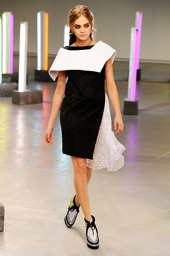 Rodarte - Runway - Fall 2013 Mercedes-Benz Fashion Week