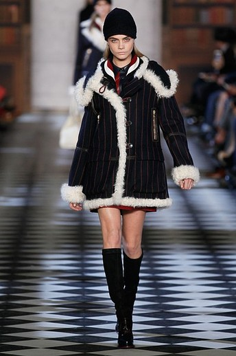 Tommy Hilfiger Women's - Runway - Fall 2013 Mercedes-Benz Fashion Week